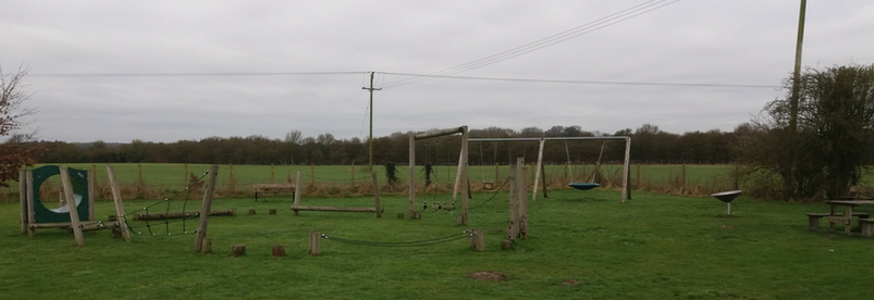 Picture of the Multi-Use Play area in Wickham Parish