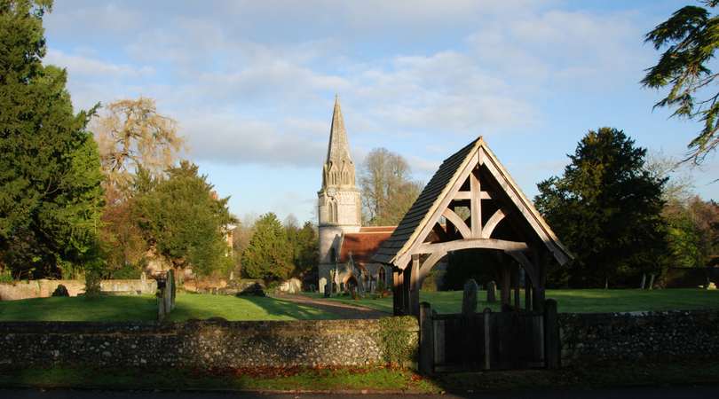 Picture of St Gregory's Church Welford